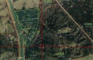 Unrestricted Lots off Hwy 331 Montgomery