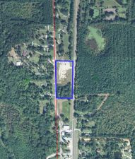 Commercial Lot on Hwy 331, south of Montgomery
