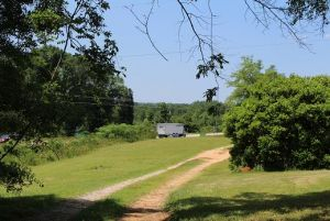 Chilton County house and 5 acres with commercial potential