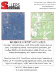 Barbour County 48.75 Acres - , Spring Hill