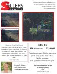 Nice Hunting Tract 180 acres Bibb County - ,